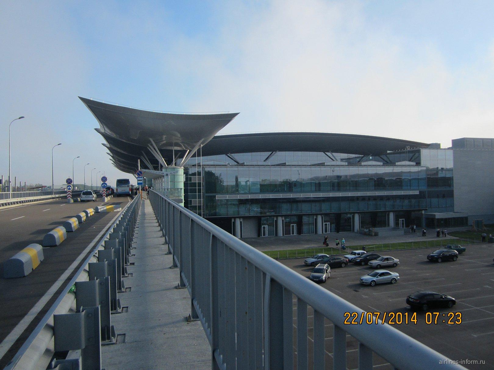 Аэропорт борисполь где находится