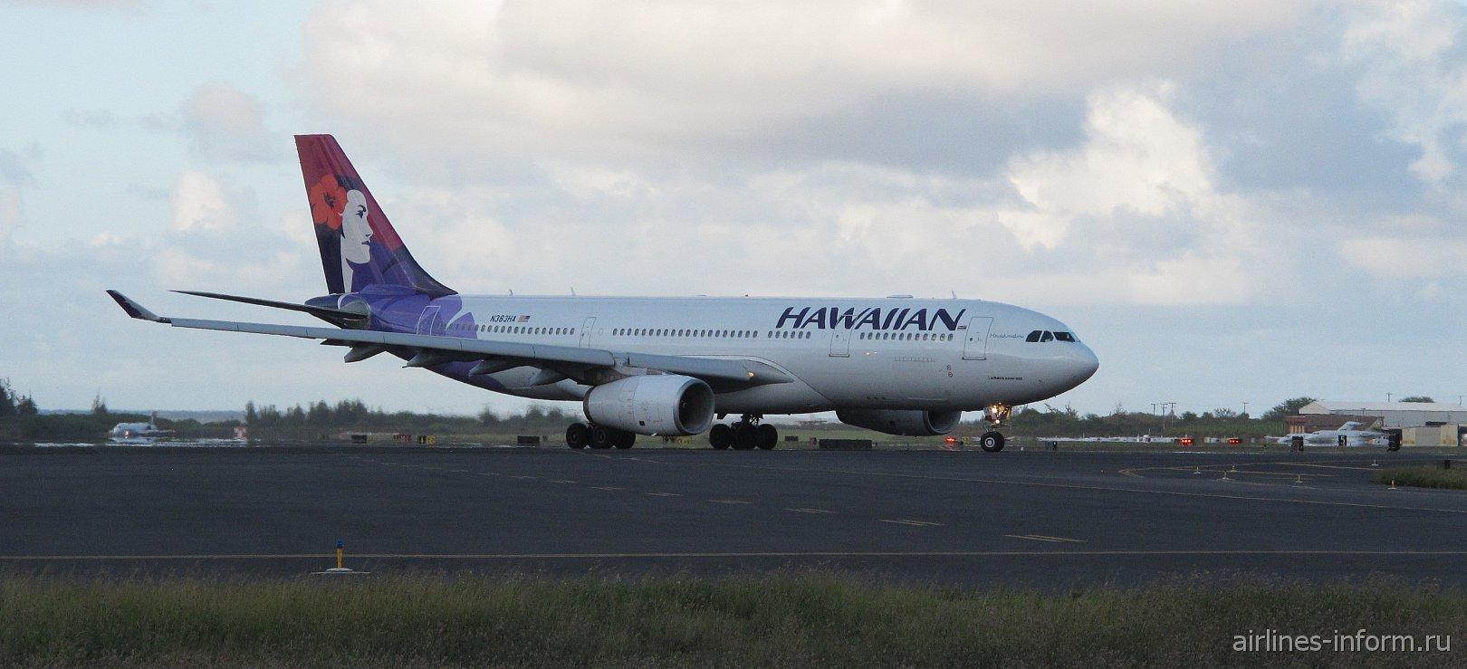 Airbus A330-200 ��������� ��������� � ��������� �������