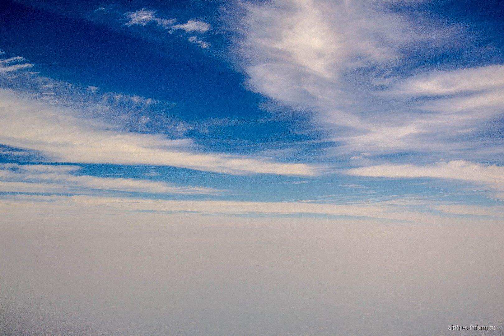 Облака над Таиландом