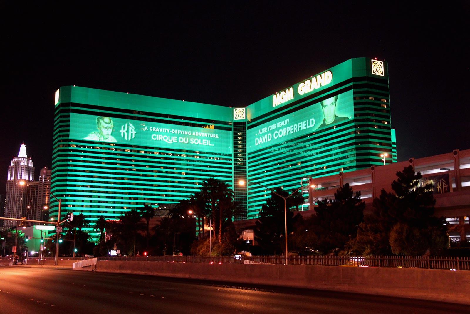 ����� MGM Grand � ���-������