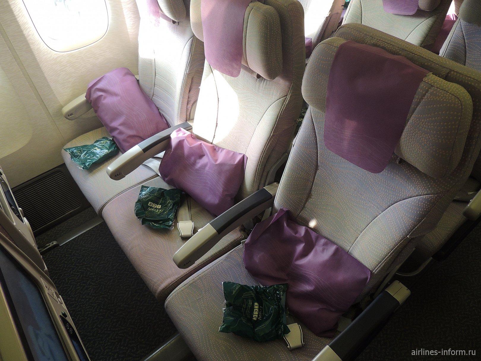 ������ �������������� ������ � ������-777-300 Emirates