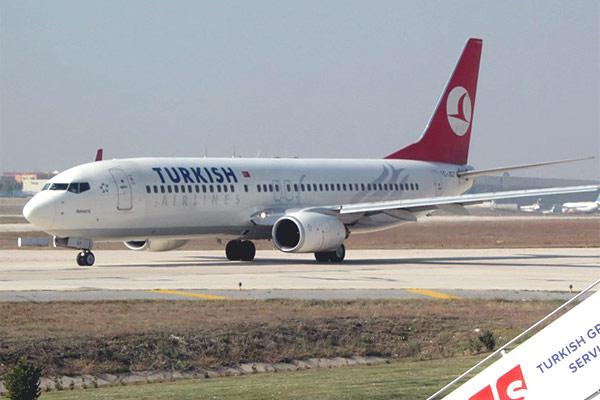 Полёт из самой счастливой страны. Ашхабад - Стамбул - Батуми