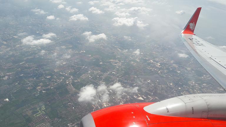 Из Краби в Бангкок на крыльях Thai Lion Air + Фотобонус.