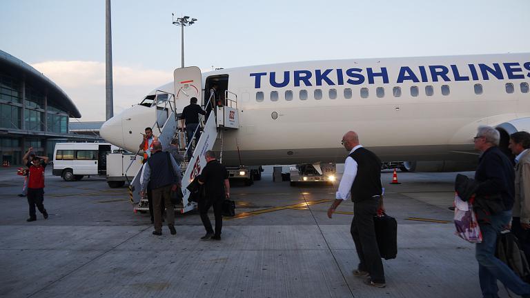 В Иран. Екатеринбург – Стамбул – Тегеран на «Турецких авиалиниях», октябрь 2015 г.