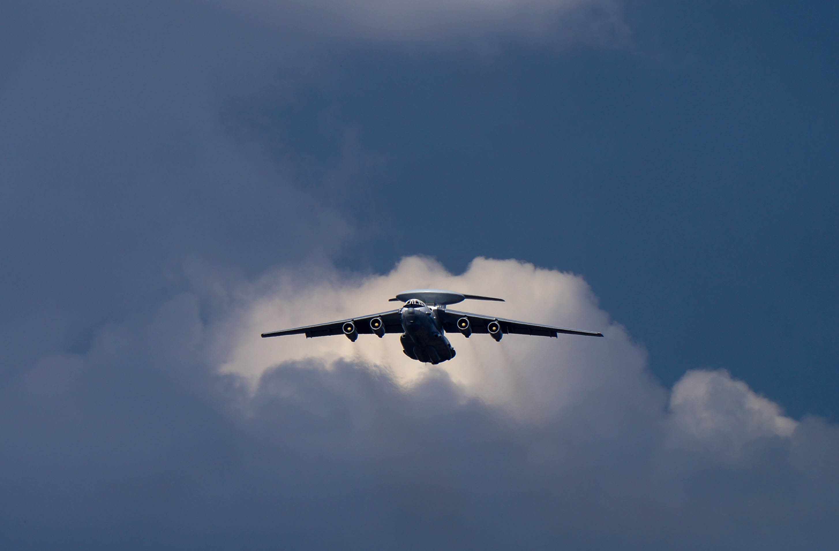 А-50У, RF-93966/37 красный
