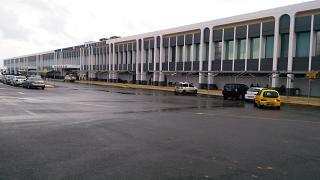 Аэровокзал аэропорта Ираклион Никос Казандзакис