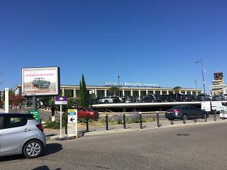 Аэропорт Марсель. Июнь 2019