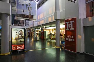 Магазин Duty-free в аэропорту Вильнюс