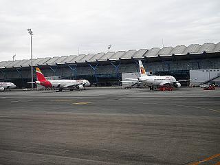 Терминал 4 аэропорта Мадрид Барахас