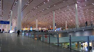 Terminal 3 Beijing Capital airport