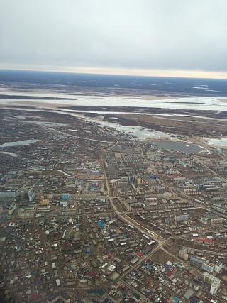 The City Of Yakutsk