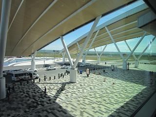 Привокзальная площадь аэропорта Ростов-на-Дону Платов