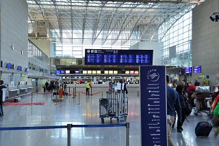 In terminal 1, airport Frankfurt am main