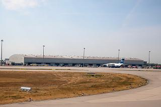 Swissport Cargo warehouse at Leipzig-Halle Airport