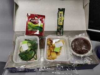 """Onboard meals for the crew of the airline """"Azimuth"""""""
