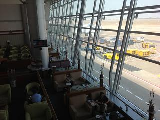 The business lounge in Skyteam airport Ho Chi Minh city tan son Nhat