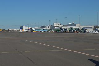 Аэровокзал аэропорта Гётеборг Ландветтер