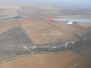 Field near Volgograd