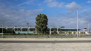 The terminal of the airport Porto Francisco s