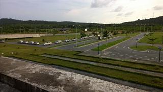 Привокзальная площадь аэропорта Фукуок