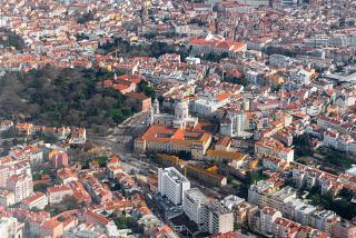 Estrela Basilica in Lisbon