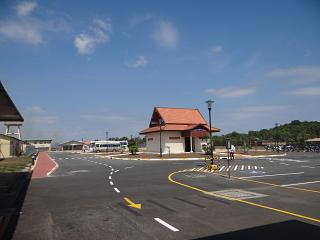 Station square airport Sihanoukville