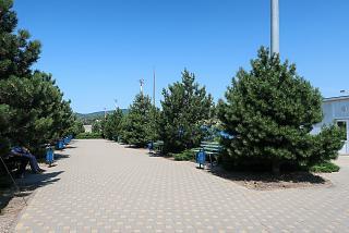 Rest Area at Gelendzhik Airport