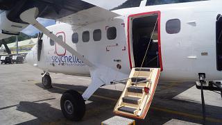 Aircraft DHC-6 Twin Otter Air Seychelles