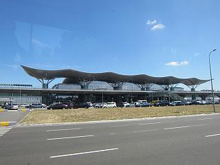 Terminal D of Boryspil airport