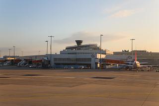 Terminal 1 of Cologne/Bonn airport