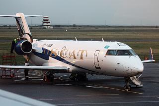 Bombardier CRJ200 авиакомпании SCAT