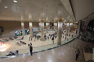 В аэропорту Тель-Авив Бен-Гурион