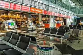 Магазин Duty-Free в терминале 1 аэропорта Мюнхен