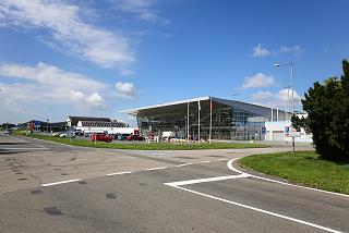 Station square airport Ostrava