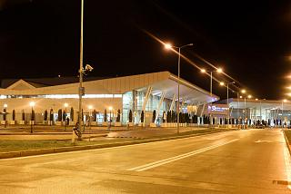 Terminal 2 of Sofia airport