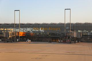 The terminal 2 of the airport Cologne/Bonn