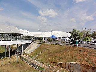 Терминал-2 аэропорта Краби