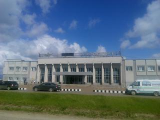 Аэровозал аэропорта Стрежевой