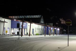 Пассажирский терминал аэропорта Каяни