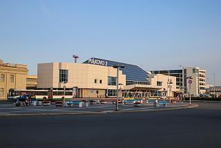 Аэровокзал Пулково-2