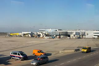 The sector With the airport Vienna Schwechat