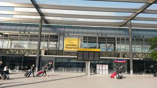 Terminal 3 London Heathrow airport