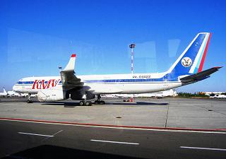 Tu-204 RA-64022 airlines Kavminvodyavia