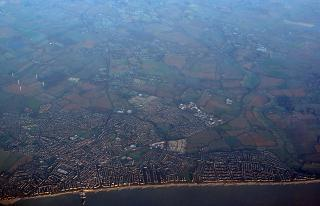 The Clacton-on-Sea in the UK