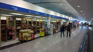 Aleria stores in a clean area of airport Ho Chi Minh city tan son Nhat