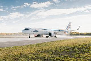 Airbus A321neo авиакомпании