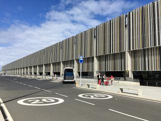 Пассажирский терминал аэропорта Лас-Пальмас-де-Гран-Канария