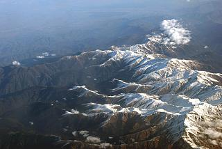 The mountains in Turkey