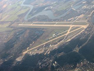 Фото аэродрома Жуковский