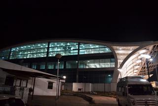 Пассажирский терминал аэропорта Гоа Даболим